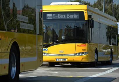 E-Bus Linie Berlin