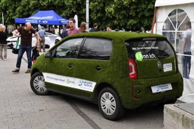 Elektromobilität in Karlsruhe