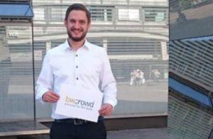 Crowfunding Ansprechpartner Philip Gräter