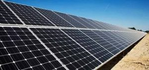 Solarpark in Jordanien