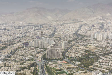 Teheran leidet unter Luftverschmutzung