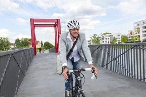 Mehr Fahrradfahren bis 2035