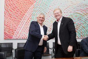 EnBW und Bosch entwickeln Großbatteriespeicher