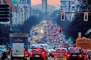 Verkehr Deutschland Emissionen 2016