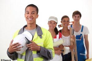 Greening der Berufe