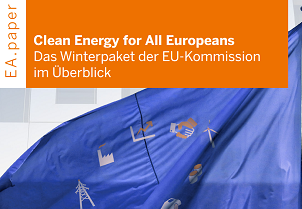 Clean Energy for Europeans Winterpaket Eurpäische Kommission