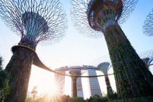 Singapur, Asien, nachhaltigste Stadt, Nahchhaltigkeit, green city