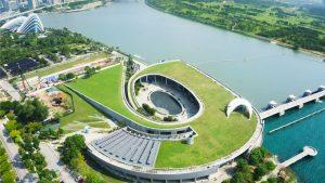Singapur, nachhaltige Stadt, Asien Vorbild