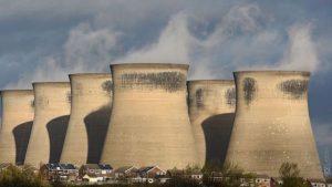 Das Ferrybridge-Kraftwerk ging 2016 vom Netz. Foto: Gettyimages
