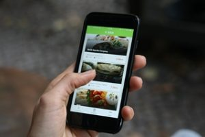 App guenstig uebrige Lebensmittel aus Restaurants bestellen