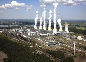 Kraftwerk Jänschwalde gehört zu den gesundheitsschädlichsten in Deutschland. Foto: Siemens
