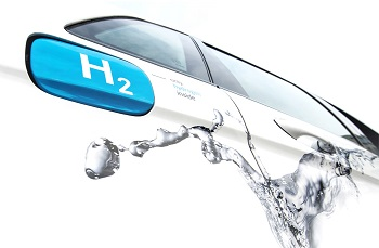 Brennstoffzellenfahrzeuge können einen wichtigen Beitrag zum Klimaschutz leisten.