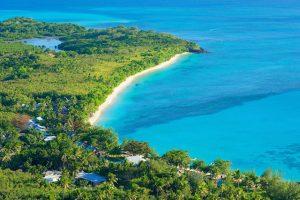 Schwer bedrohtes Paradies: Fidschi. Foto: Getty Images