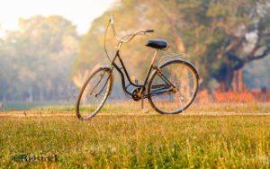 Radfahren ohne Stress