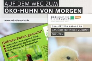 Ökologische Tierzucht gGmbH Infoflyer