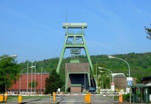 Eingang Bergwerk Prosper-Haniel