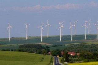 Windenergie und erneuerbare Energie