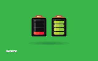 Kürzere Batterieladezeit mit Natur-Molekühl.