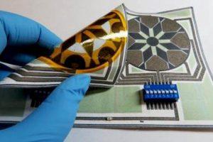 Speichel nutzen für Batterie