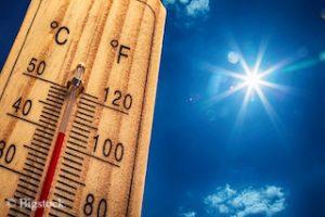 Auf Grund des Klimawandels steigen die Temperaturen und dadurch auch unser Strombedarf