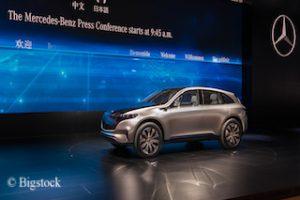 Daimler steckt eine Milliarde in US-Werk für die Produktion der Generation EQ.