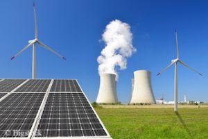 Anteil Erneuerbarer Energien in EU überholt Atomkraft