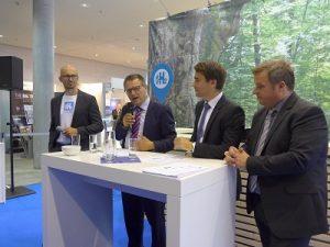 Die Infrastrukturstudie zur H2-Betankungsinfrastruktur wurde in Stuttgart vorgestellt