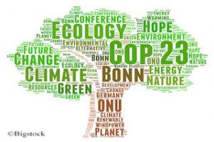 Die Weltklimakonferenz COP23 in Bonn soll 100 Prozent emissionsfrei werden.