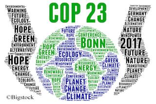 COP23: Tag der Vereinten Nationen im Zeichen der Weltklimakonferenz.