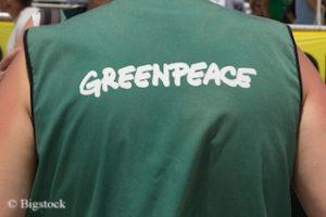"""Klimaschutz und Kohleausstieg. Greenpeace fordert """"Raus aus der Kohle"""""""