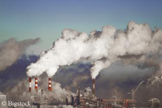 Rekordanstieg von CO2 und CO2-Ausstoß