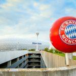 Mehrwegbecher beim FC Bayern München