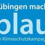 Klimaschutzkampagne: Tübingen macht blau