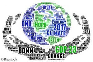 COP23 - Weltklimakonferenz bringt Fortschritte im Klimaschutz.