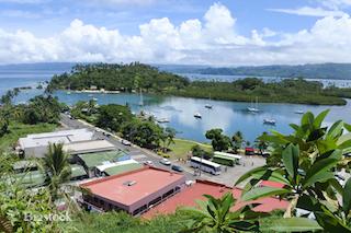 NDC-Partnerschaft: Fidschi und andere Entwicklungsländer im Pazifik können mit Unterstützung rechnen.