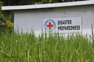 Geld in Anpassungsfonds: gegen den Klimawandel. Besonders Entwicklungsländer wie der kleine Inselstaat Fidschi sind vom Klimawandel betroffen.
