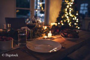 """""""Zu gut für die Tonne"""" sind Lebensmittel auch an Weihnachten."""