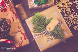 Nachhaltige Weihnachten und Nachhaltigkeit durch Vermeidung von Verpackungsmüll