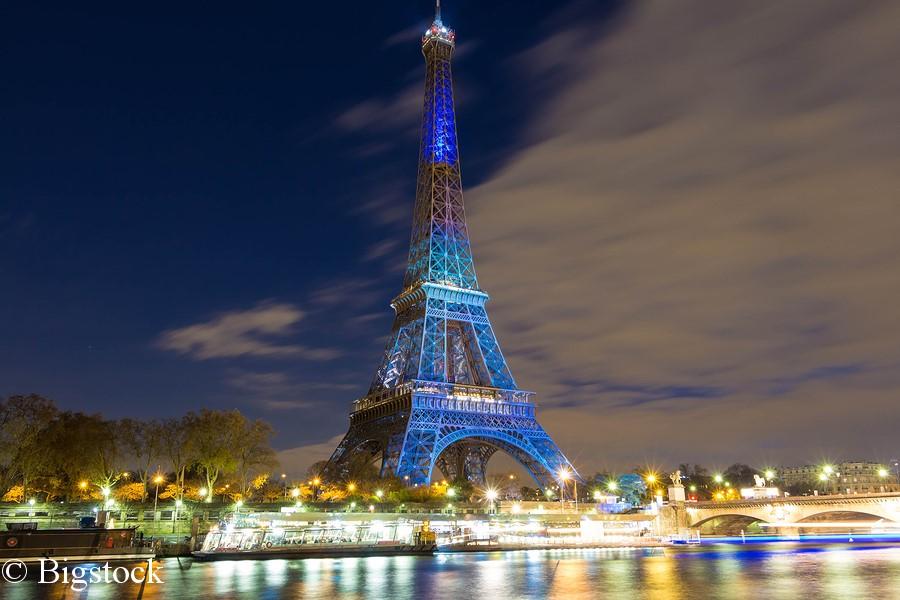One Planet Summit findet in Paris statt. Klären von Finanzierungsfragen.