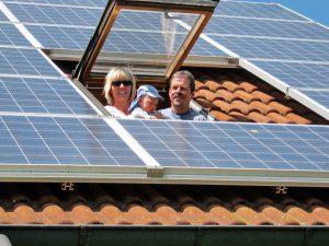 Bürgerstromhandel soll Solarstrom vom Nachbar ermöglichen