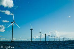 Offshore-Windparks in Nord- und Ostee steigern stetig ihre Stromproduktion aus Erneuerbaren Energien
