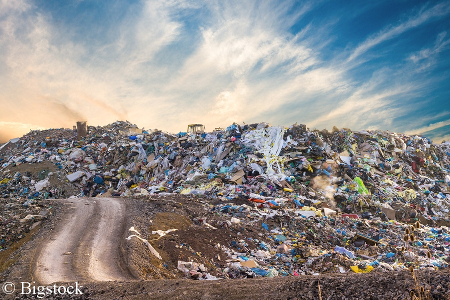 Durch Chinas Importstopp von Plastikmüll muss Deutschland seine Müllberge nun selbst bewältigen