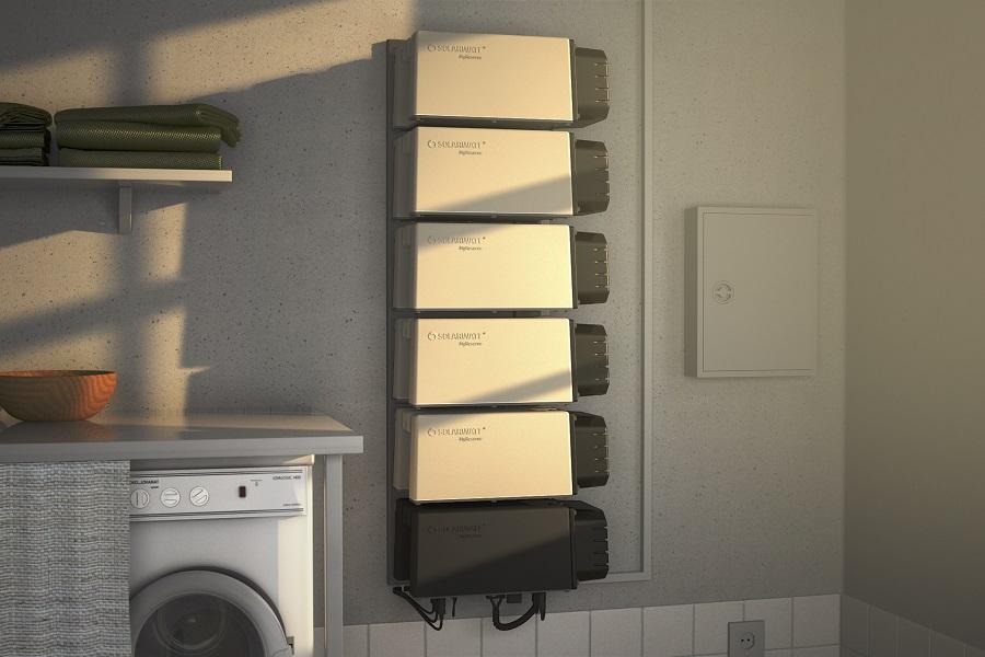 Mehr Geld für Solarstromspeicher gibt es in Baden-Württemberg. Foto: Solarwatt