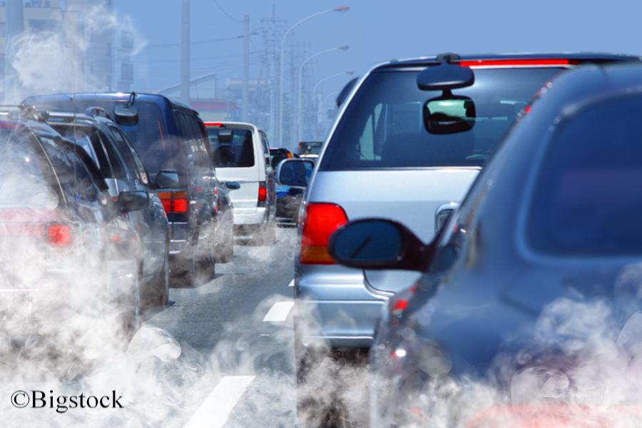Hohe Konzentration von Stickstoffdioxid in der Luft kann zu vorzeitigen Todesfällen führen.