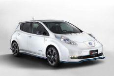 E-Autos wie der Leaf sollen das Stromnetz stabilisieren. (Bild: Nissan)