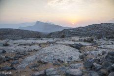Das Gebirge im Norden des Oman funktioniert wie ein natürlicher CO2-Filter.