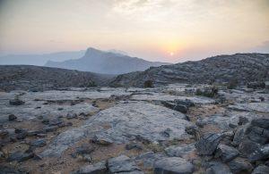 Das Gebirge im Norden des Oman funktioniert wie ein natürlicher CO2-Filter