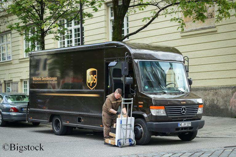 Um den Emissionen aus ansteigendem Lieferverkehr entgegenzuwirken, starten UBA und BMU Wettbewerb für nachhaltige urbane Logistik.
