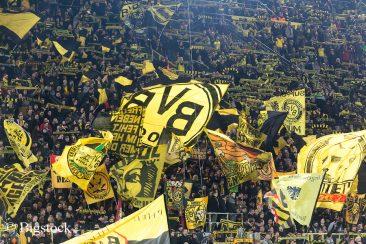Fans des BVB werden zukünftig ihr Bier aus einem Mehrwegbecher trinken.