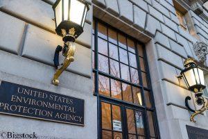Mit zuständig für Umweltgesetze: Das Hauptquartier der US Environmental Protection Agency